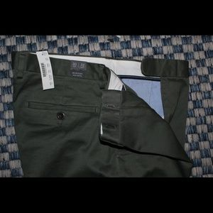 J. Crew Bowery Slim fit Stretch Slacks 33Wx32L